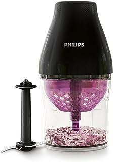 Philips MultiChopper with Chop Drop Technology, Black, HR2505/26