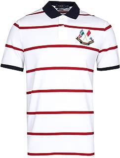 Polo Ralph Lauren Men's Stripe Cross Flags Shirt
