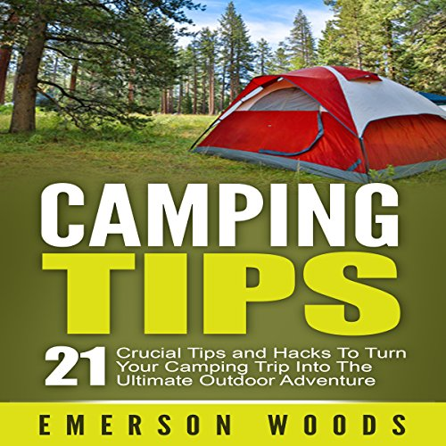 Camping Tips  By  cover art