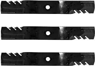 Replaces Kubota 3PK Oregon G6 Gator Blade K5371-34330, K5371-34340, K5371-99040, RCK60B-22BX