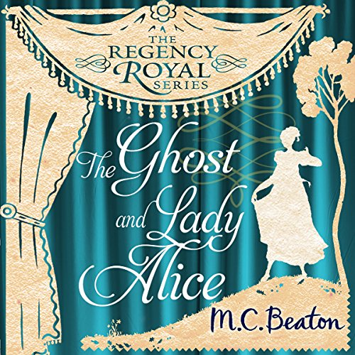 Couverture de The Ghost and Lady Alice