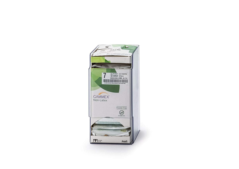 Surgical Glove Box OFFer Single Clear Dispenser Popular brand