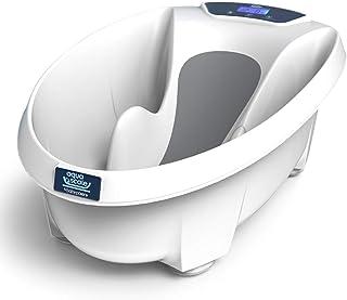 Aqua Scale V3 Next Generation Digital Baby Bath, White