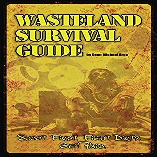 Wasteland Survival Guide audiobook cover art