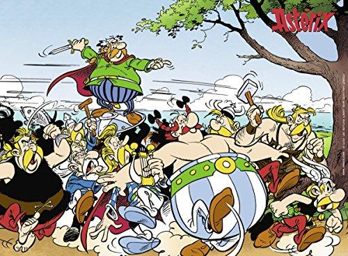 Ravensburger - 13098 - Puzzle Enfant Classique - Astérix - Les Gaulois À L'Attaque ! - 300 Pièces