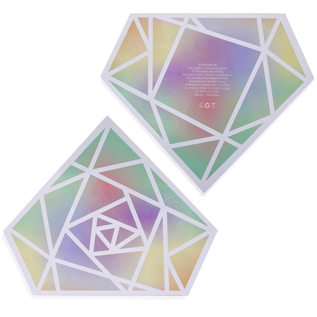 モスク極貧海賊Akane アイシャドウパレット ダイヤモンド 綺麗 スパンコール 真珠光沢 魅力的 ファッション 暖かい色 マット つや消し アースカラー 防水 チャーム 人気 長持ち おしゃれ 持ち便利 Eye Shadow (18色)
