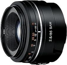 Sony SAL85F28, Porträt-Objektiv (85 mm, F2,8 SAM, A-Mount Vollformat geeignet für A99..