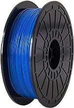 Flashforge ABS Blue,1.75mm 3D Printer Filaments,compatible with FlashForge Dreamer,0.6 Kg spool-Dimensional Accuracy +/- 0.05mm