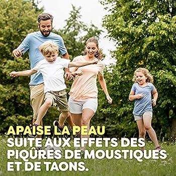 AUTAN® Après Piqûre, gel apaisant pour piqûres de moustiques pour le corps, 25ml