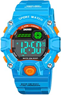KITY Sports Digital Watch for Kids - Best Gifts