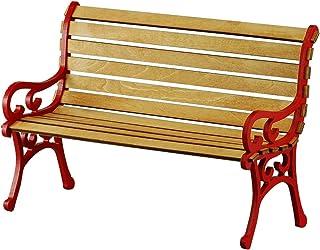 コバアニ模型工房 1/6 ドールシリーズ 公園のベンチ 組み立てキット DS-002