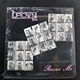 The Uptown Girls - Rescue Me - Lp Vinyl Record