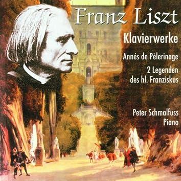 Franz Liszt: Klavierwerke