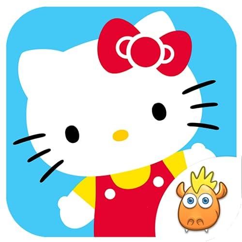 Hello Kitty magische Stadt