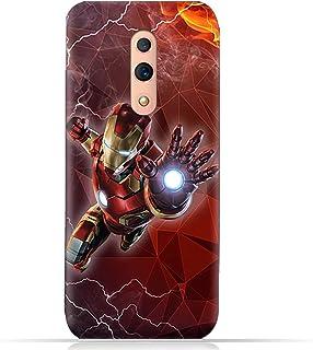 Oppo Reno TPU Mobile Case with Iron Man Design