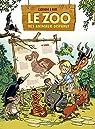 Le zoo des animaux disparus, tome 1 par Cazenove