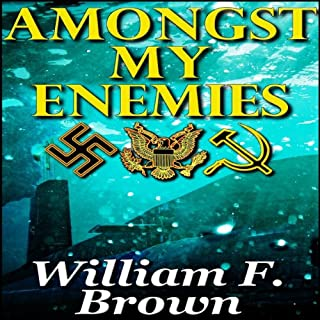 Amongst My Enemies audiobook cover art
