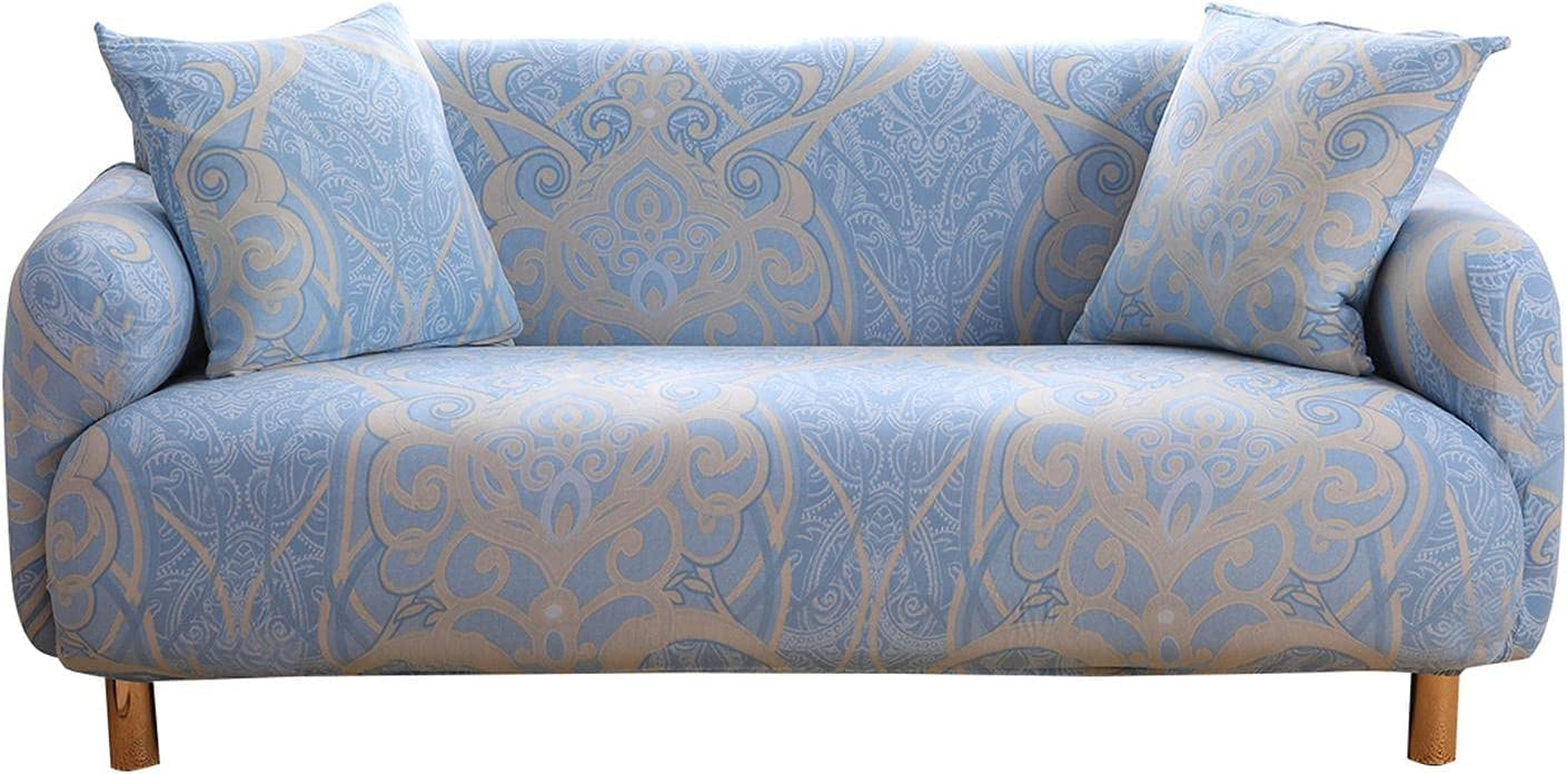 Pastoral Birds and Branch Print Spandex Bargain Cover Living for San Francisco Mall Sofa Ro