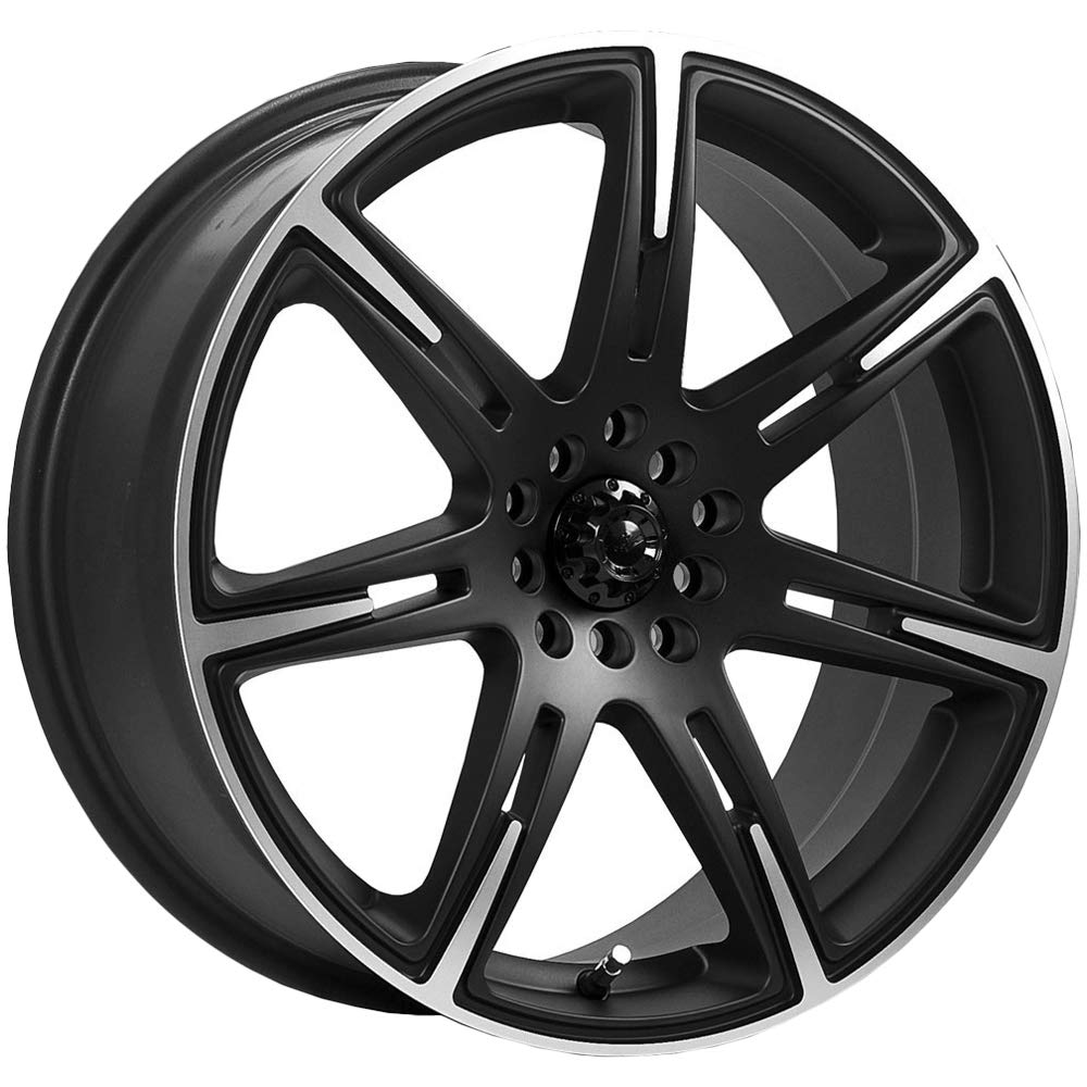 """ICW Racing 210MB KAMIKAZE Wheel with Machined Finish (15x6.5""""/4x4.5"""", +38mm Offset)"""