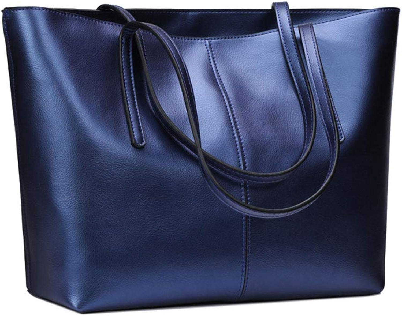 Handtasche Damen schwarz,Handtasche aus Leder mit großer Kapazität B07PJSZYH1    Einfach zu bedienen 59b01d