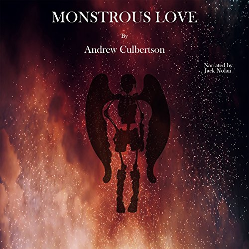 Monstrous Love audiobook cover art