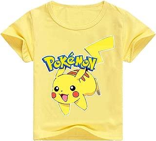 Pnfly Kids Pikachu T-Shirts