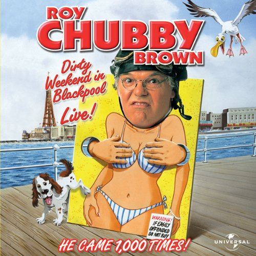 Roy Chubby Brown audiobook cover art