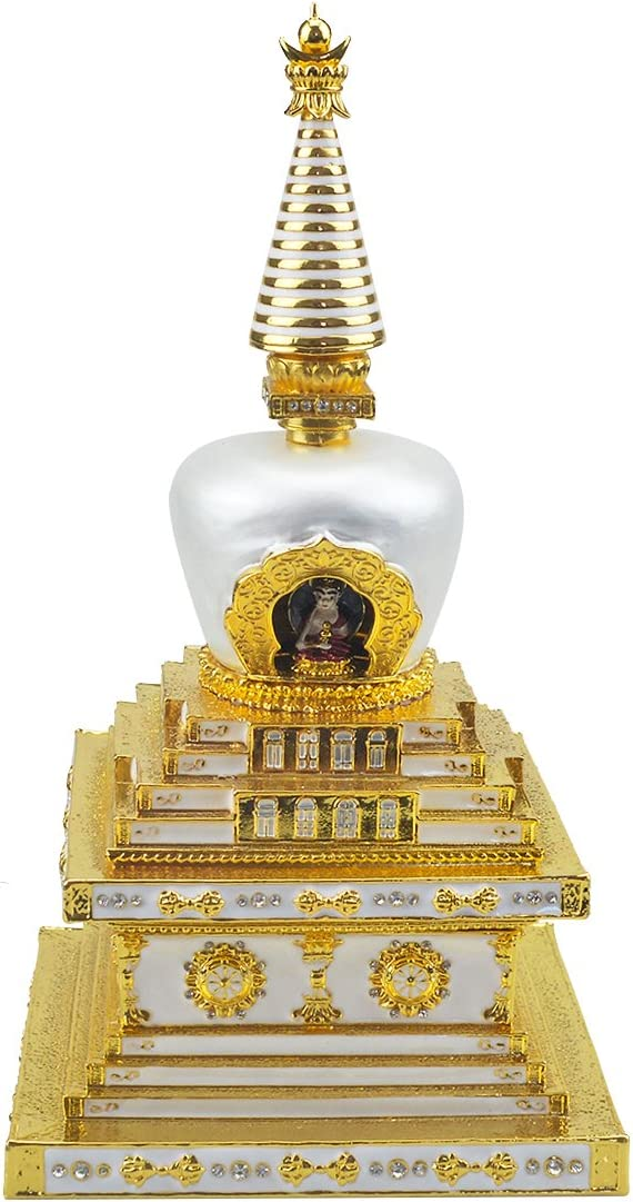 fengshuisale New Feng Shui The Stupa of 8 Abundance to W R Doors New mail order Louisville-Jefferson County Mall