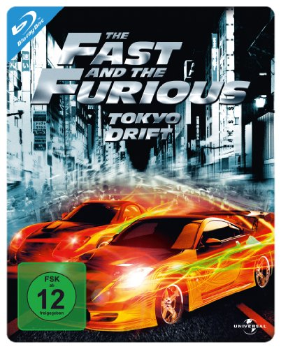 The Fast and the Furious: Tokyo Drift - Steelbook [Blu-ray]