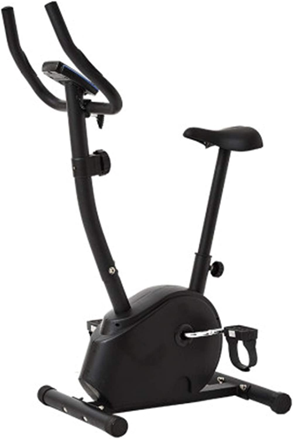 shop DSWHM Exercise Bike Stationary Magne 8-Levels with NEW