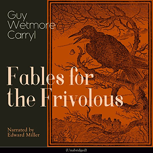Fables for the Frivolous audiobook cover art