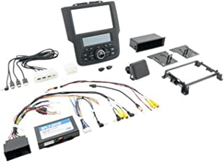 PAC RPK4-CH4101 RadioPro Integrated Installation Kit with Integrated Climate Controls for Select Ram Trucks with 8-Inch Di... photo