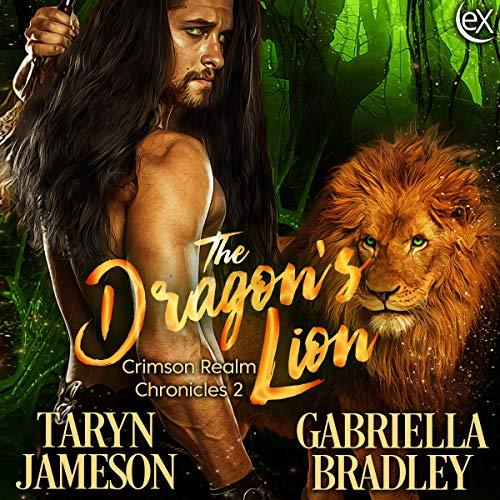 『The Dragon's Lion』のカバーアート