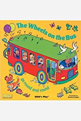 The Wheels on the Bus (Books with Holes (Paperback)) Kindle Edition