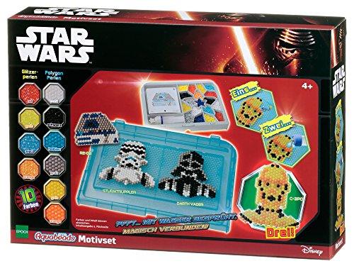Aquabeads 30009 Epoch Traumwiesen Star Wars Bastel Set, 30,4 x 21,2 x 7,2 cm