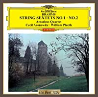String Sextets 1 & 2 by Brahms (2012-05-15)