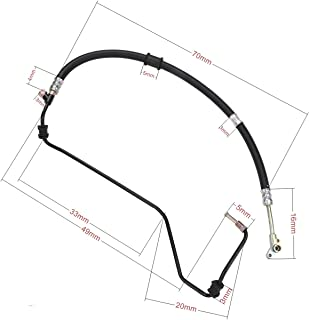 53713-S87-A04 Power Steering Pressure Hose Assembly for Honda Accord V6 3.0L 1998-2002 365527 75018 92150