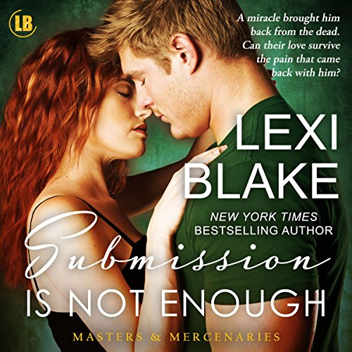 Submission Is Not Enough  audiobook cover art