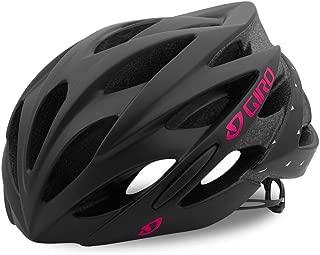 Giro Sonnet Womens Cycling Helmet Matte Black/Bright Pink Small (51-55 cm)