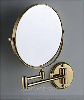"""CHWAREHOUSE Magnifying Bathroom Mirror 