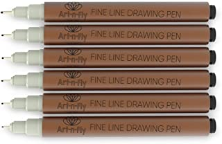 Best copic sepia drawing pen Reviews