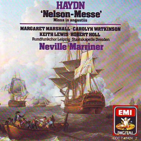 Haydn: Nelson-Messe / Missa in Angustiis