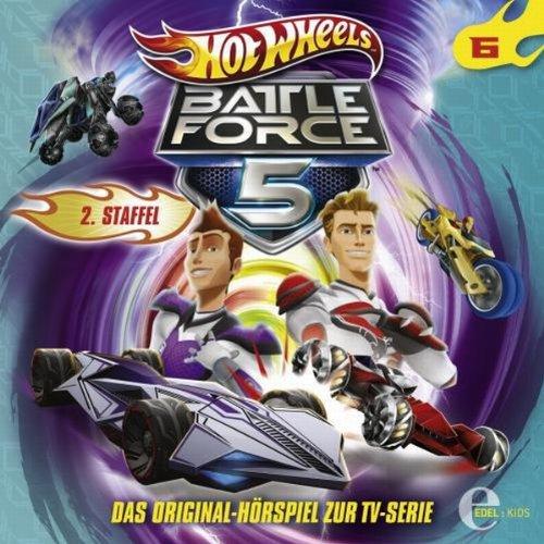 Hot Wheels Battle Force 5 (Staffel 2, Folge 6) Titelbild
