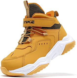 Boys Hiking Boots Kids Hiking Shoes Girls Outdoor Warm...