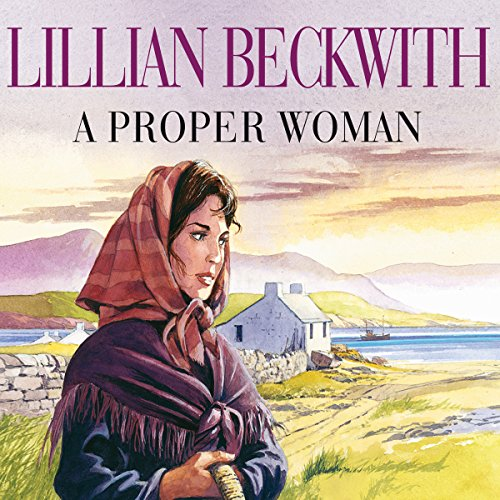 A Proper Woman audiobook cover art