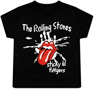 Rolling Stones Sticky Little Fingers Toddler T-Shirt