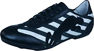 by Alexander Van Slobbe Sprint Logo Metallic Mens Leather Sneakers/Shoes