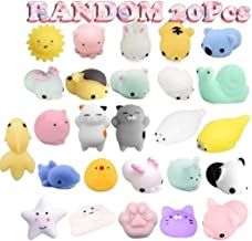 Party Favors for Girls, 20pcs Squishy Toy for Kids Stress Reliever Anxiety Toys for Birthday Party Goodie Bags Fillers Pin...