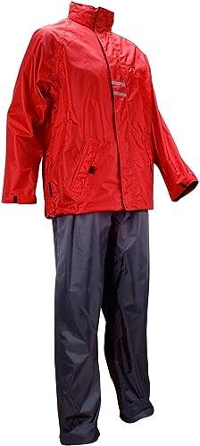 Rainsuit Azur Haut Unisexe Noir Taille S