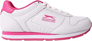 Official Slazenger Classic Trainers Womens Athleisure Sneakers Shoes Footwear